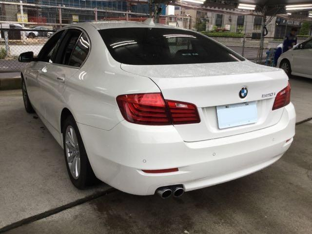【高CP值優質車】2016年 BMW 520 白金旗艦款【經第三方認證】【車況立約保證】