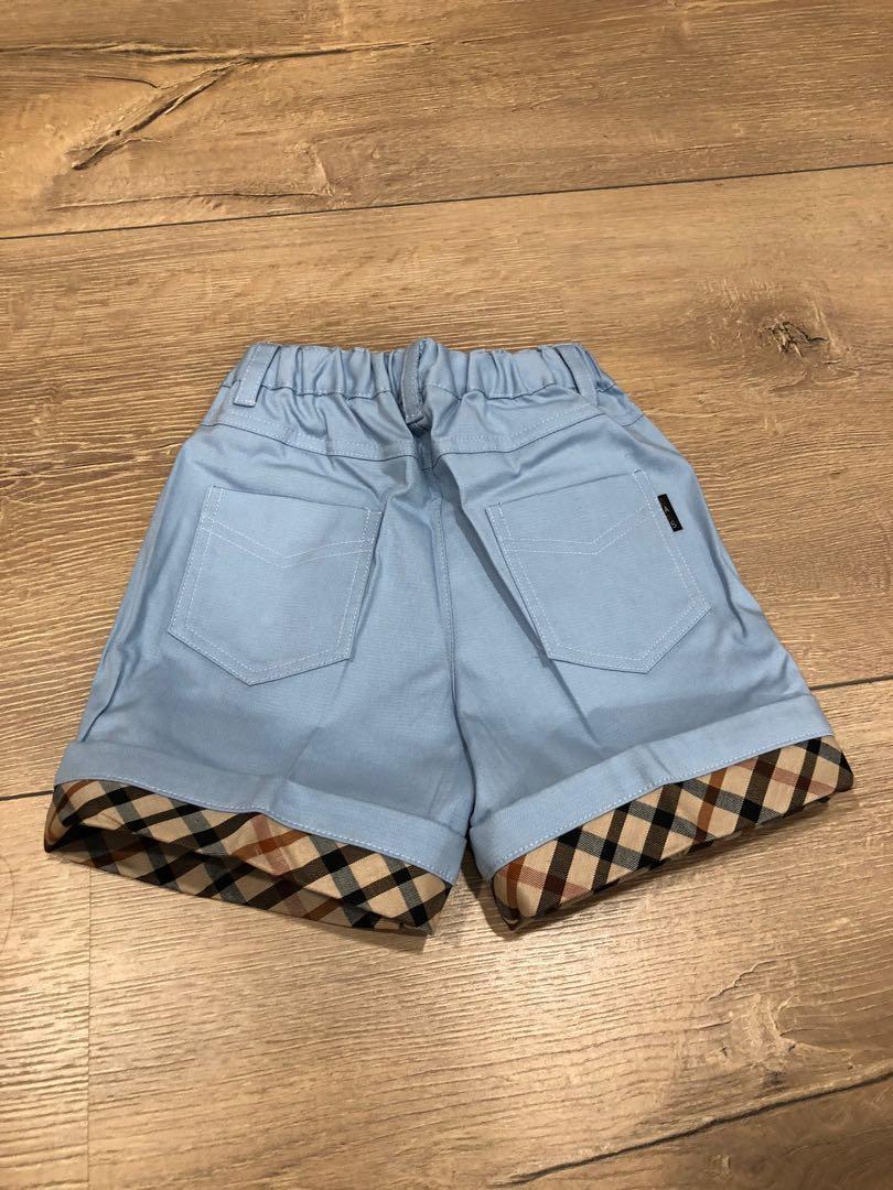 全新DAKS 男童短褲1.5-2歲