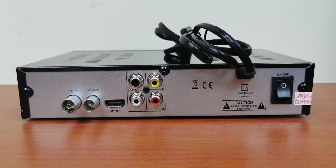 Decoder for MyTV