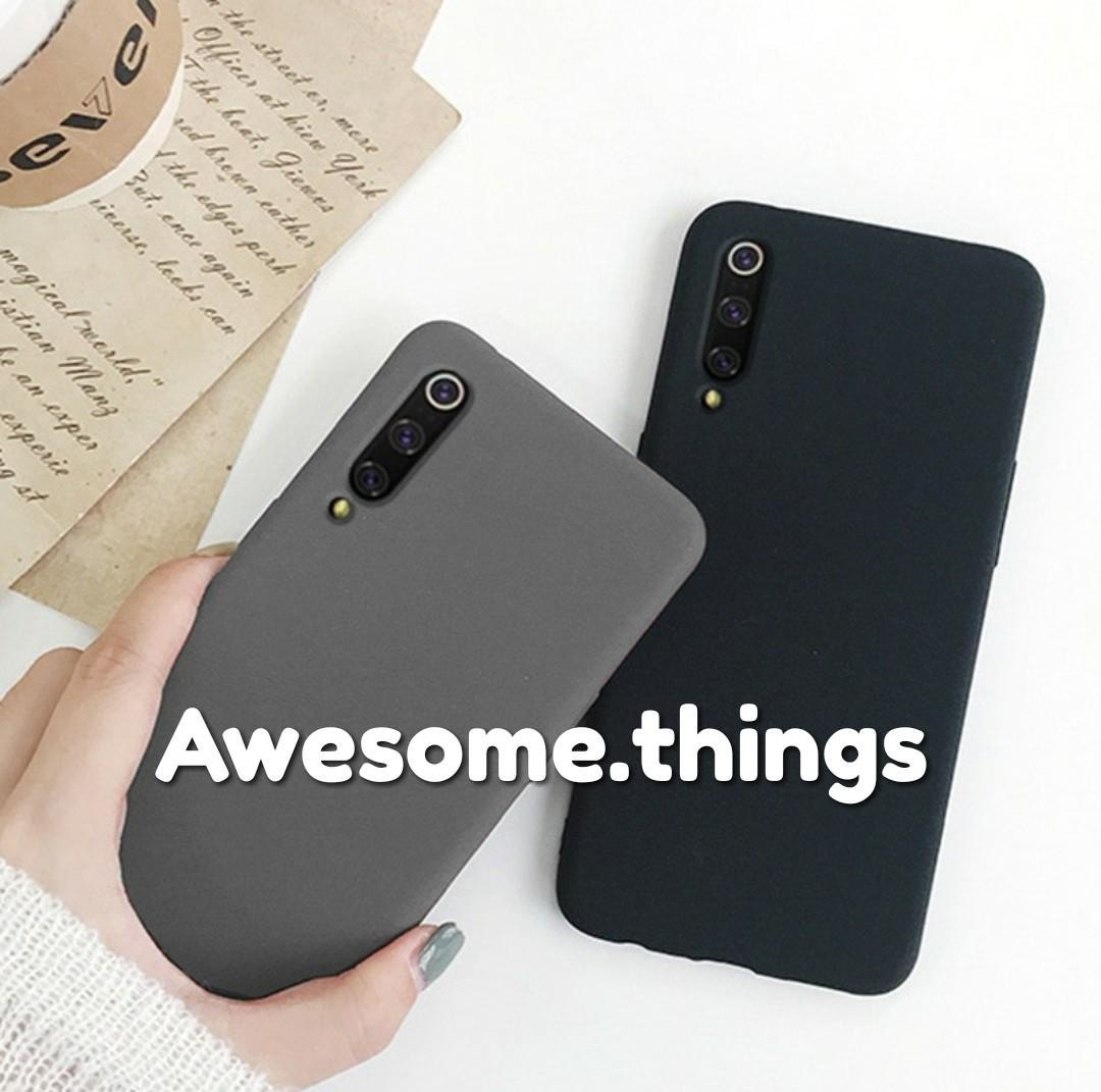 Samsung A70 A80 A90 A10 A10s A20 A30 A30s 360Deg Soft Case