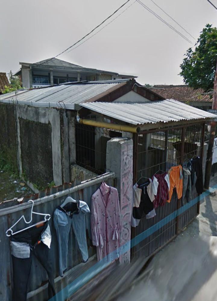 Dijual tanah Luas bonus rumah dekat stasiun bogor