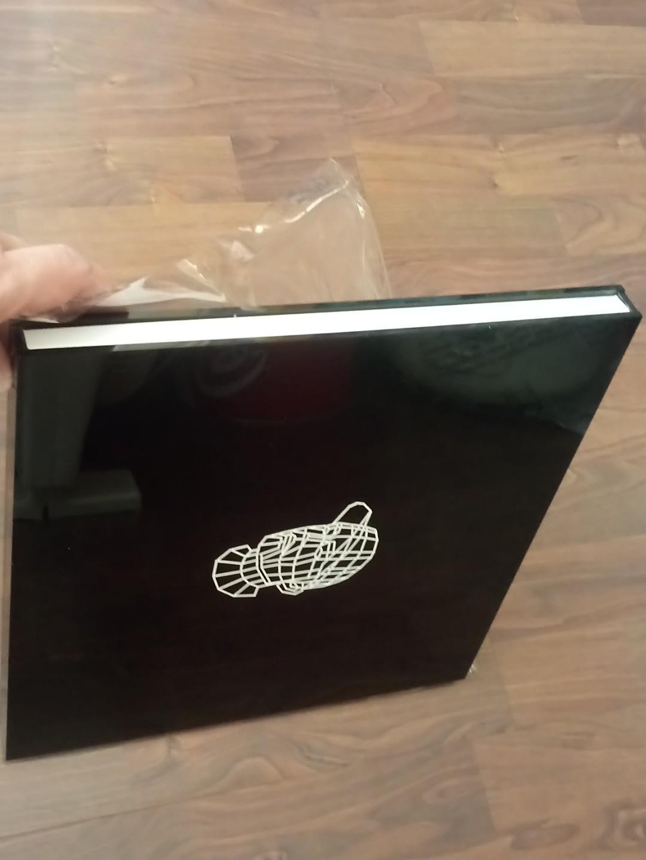 DJ Shadow 12吋 boxset 厚亞加力膠 logo 夜光發光 只有box 沒唱片 mowax unkle futura