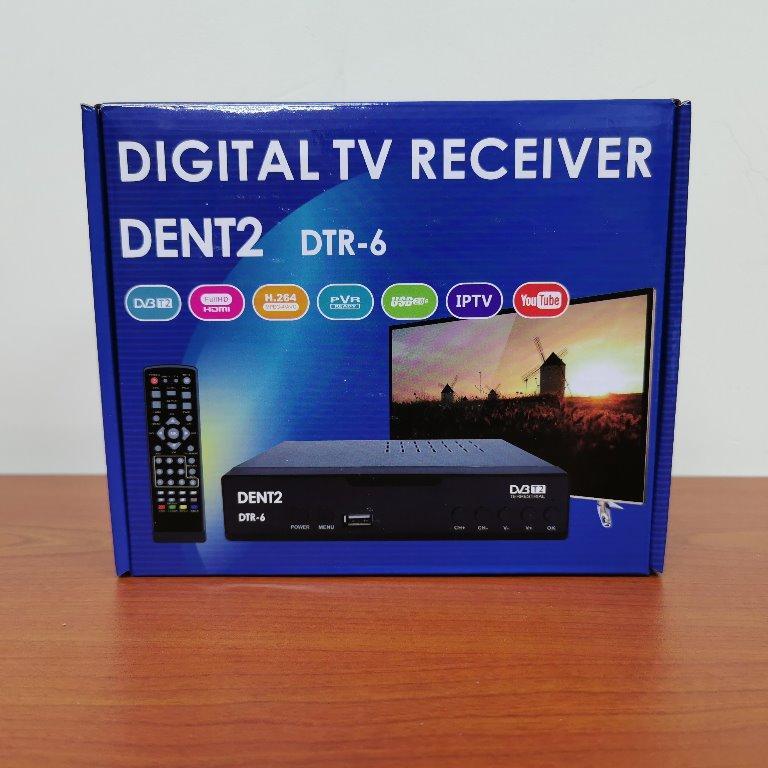 DTR-6 Digital TV Receiver for MyTV