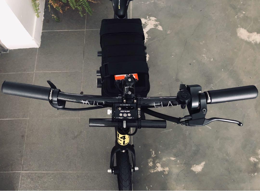 DYU 60v Electric Scooter