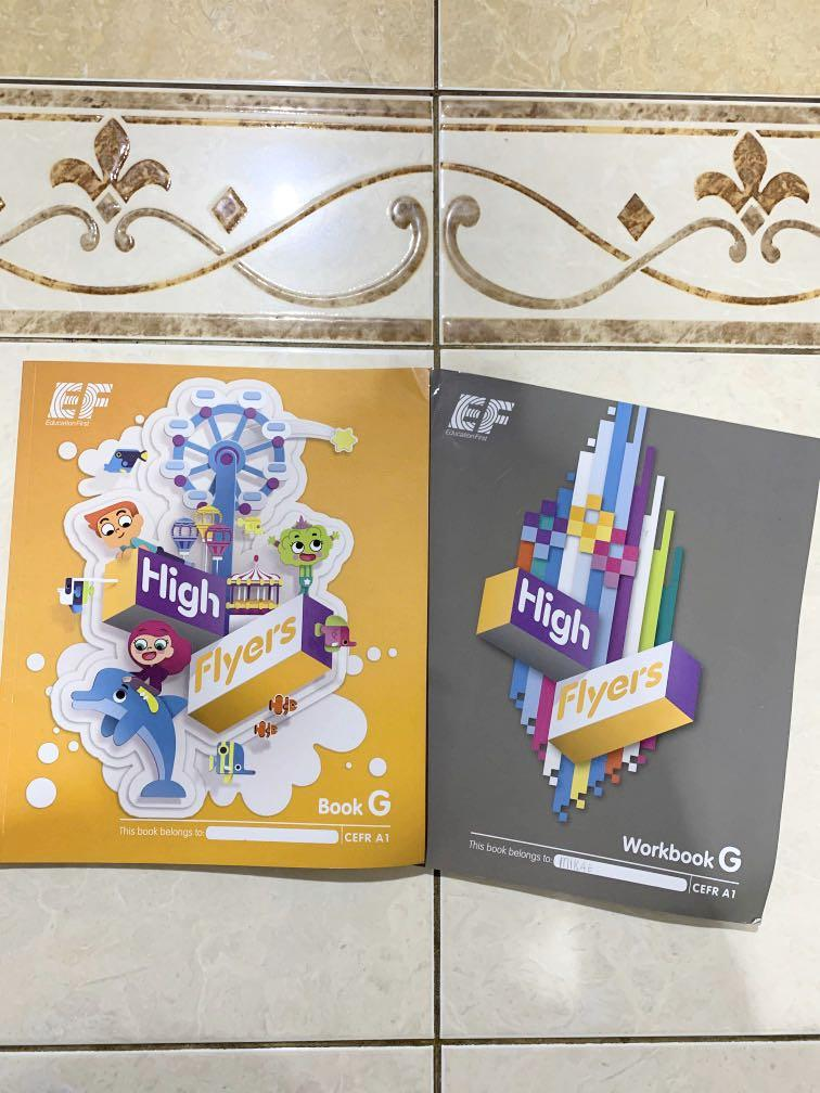 EF High Flyers Book G