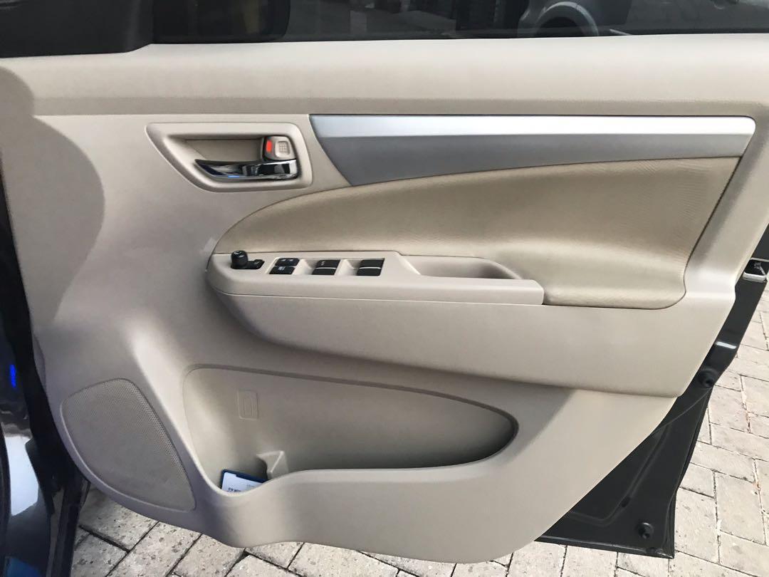 Ertiga diesel hybrid 2017
