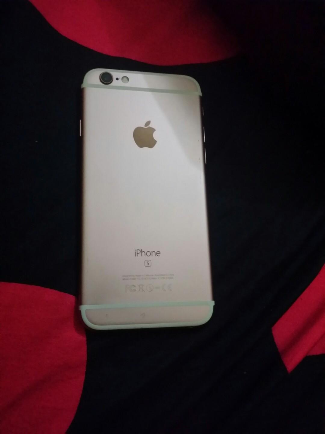 Faulty iPhone 6s 64GB