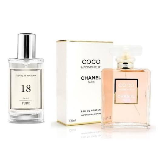 FM Parfum 18 inspired By Chanel Coxo