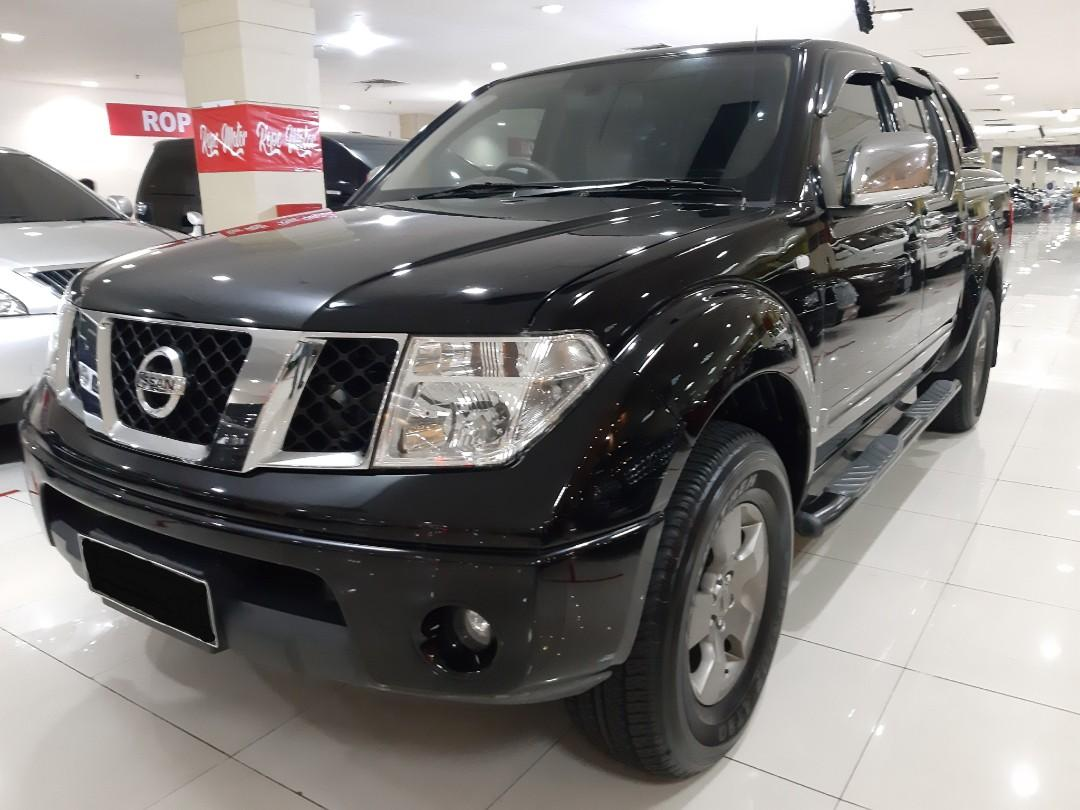 for sale th.2010 Nissan Navara FRONTIER Double Cabin 2.5 DIESEL 4x4 MANUAL.Unit Kondisi PRIMA.Nopol B-Bekasi(GENAP).for sale NEGO