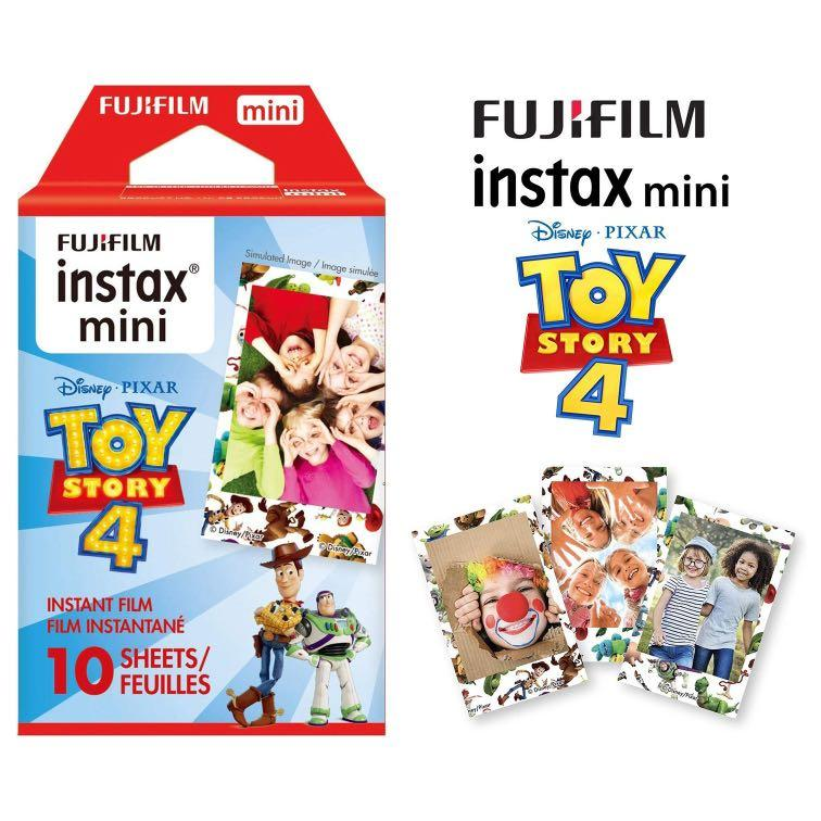 Fujifilm instax mini film Toy Story 4 (10 Sheets)