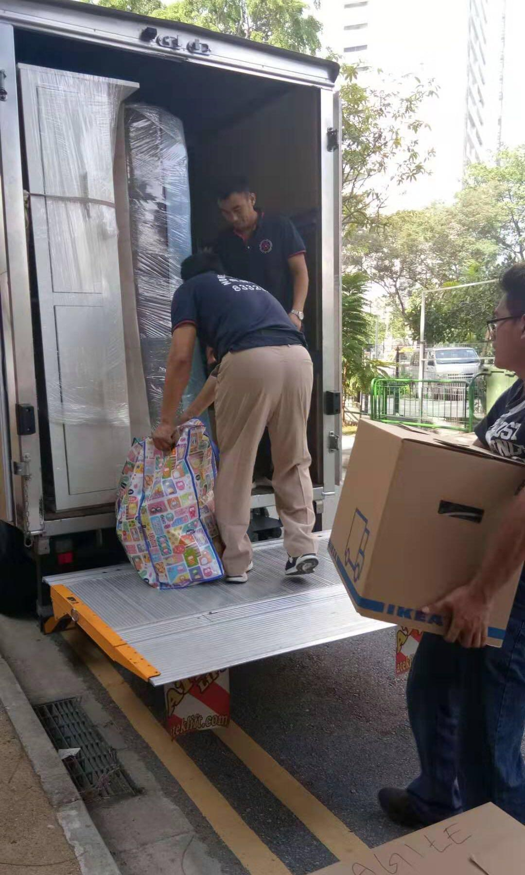 FULL HOUSE MOVING SERVICE-MOVE MOVE PTE.LTD.