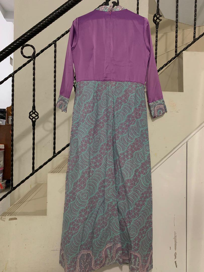 Gamis/Dress Batik