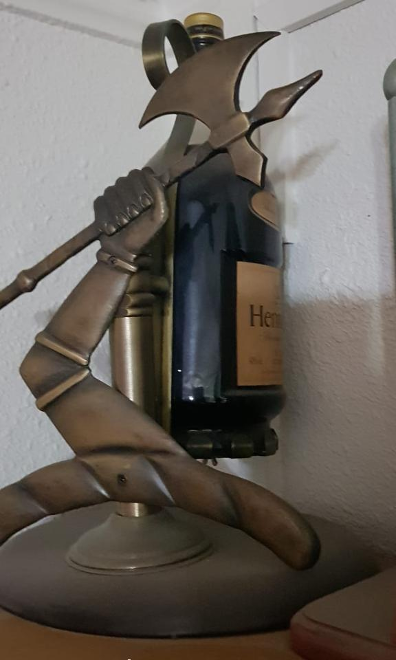 Hennessy Display set