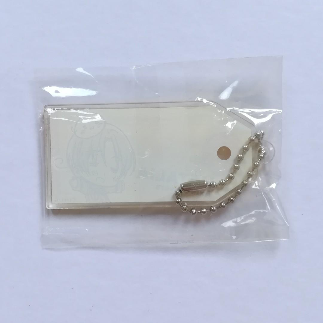 Hetalia Axis Powers - Italy (Feliciano) - Tag Type Acrylic Keychain