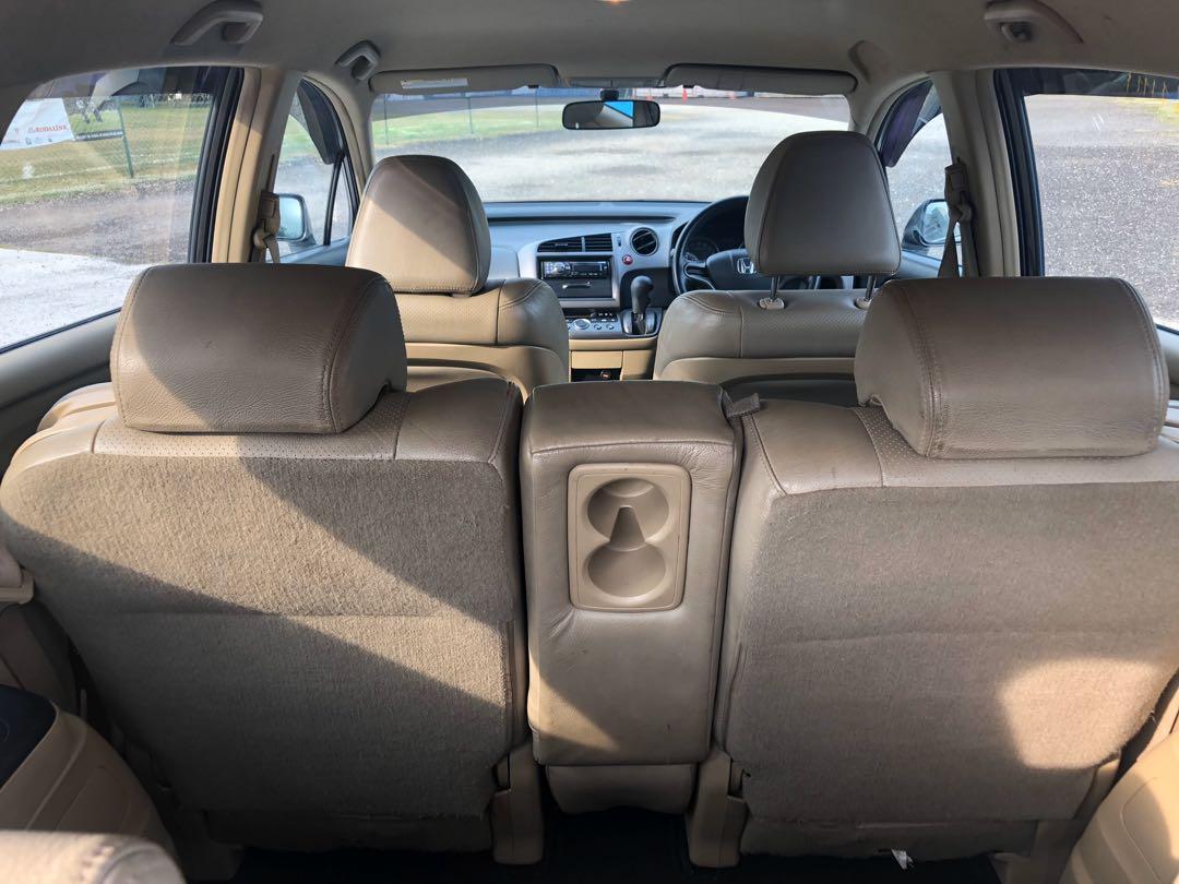 Honda Stream 1.8A  $370/week PHV,CNY 22/1-31/1 >$65