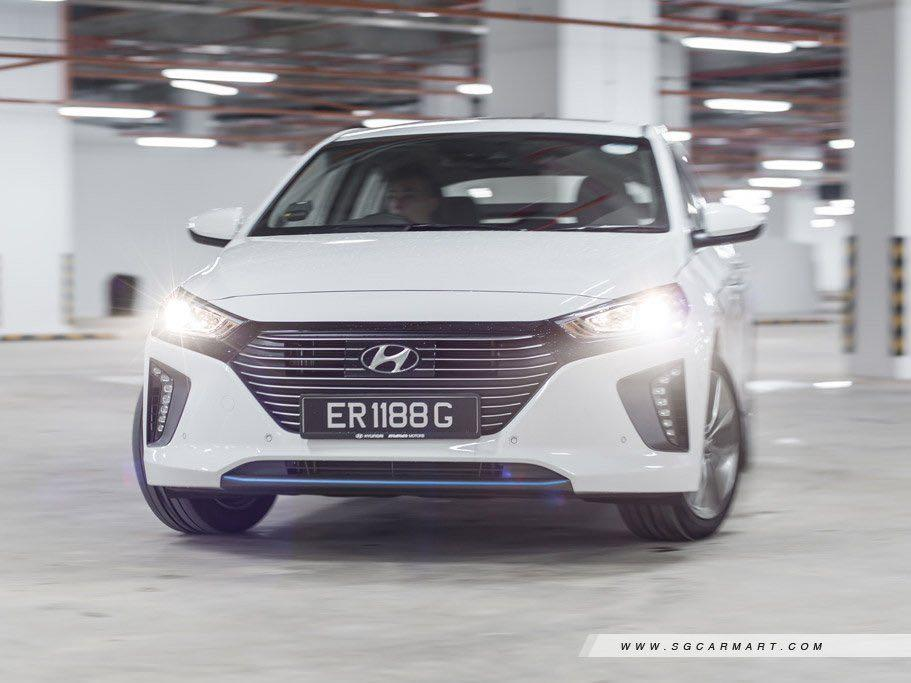 Hyundai Ioniq Hybrid (Brand New Model)