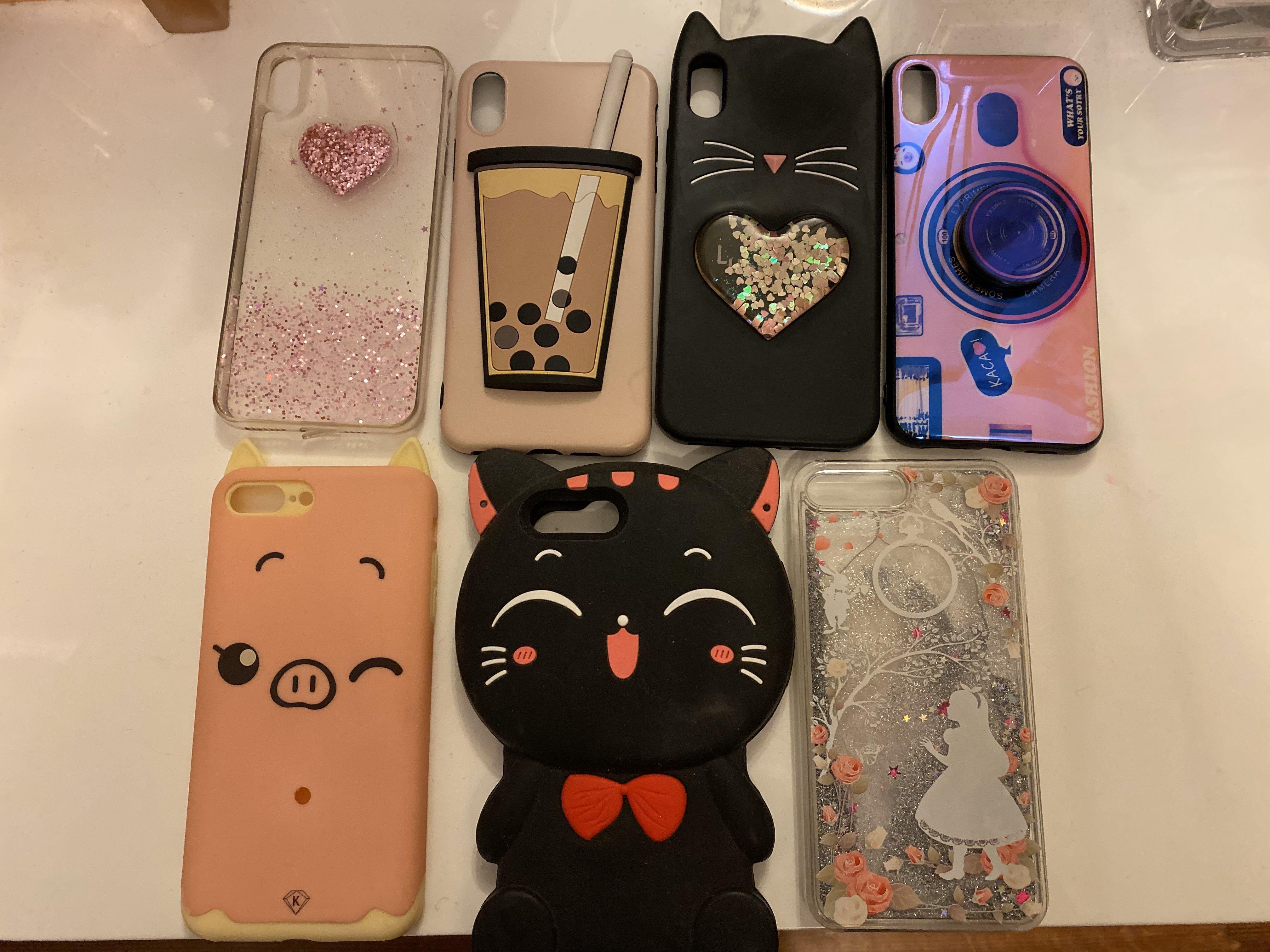 iPhone XS Max, iPhone 7 Plus Cases