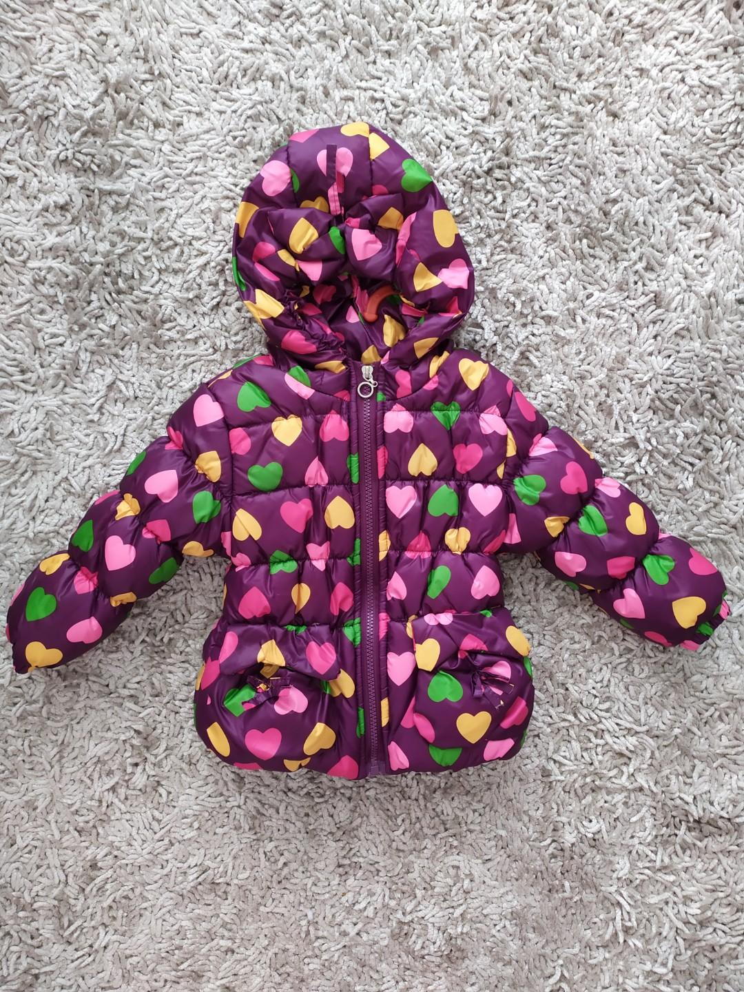 Jaket  winter Anak