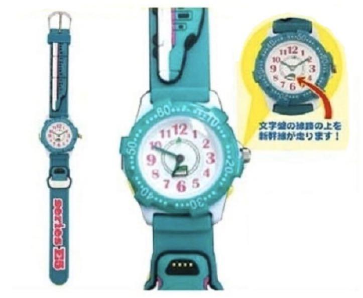 [代訂]日本JR公認 新幹線手錶 小童