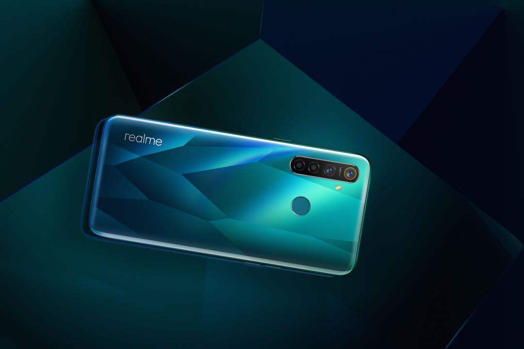 LATEST MODEL OPPO REALMR 5 PRO EXCLUSIVE DEALER