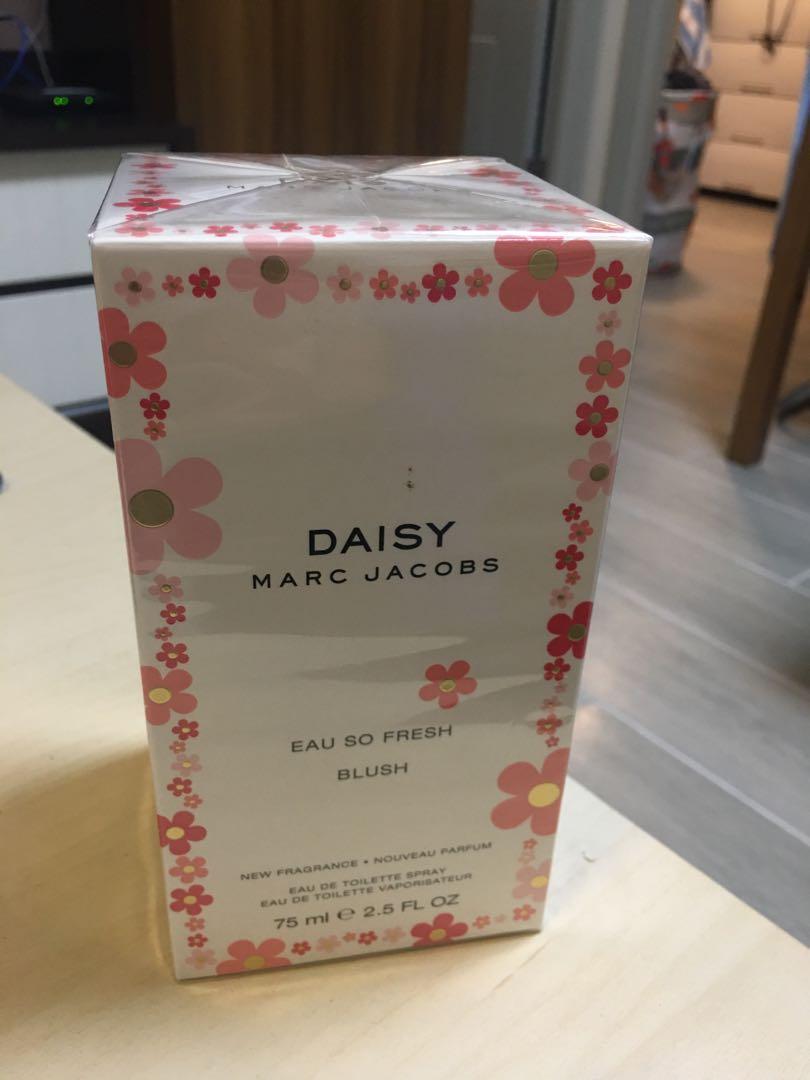 Marc Jacobs Daisy 香水 Eau So Fresh Blush 75ml