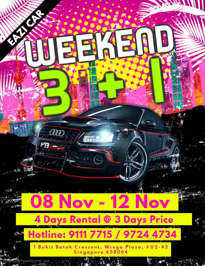 null Cheapest Weekend Cars for Rent + Free Delivery