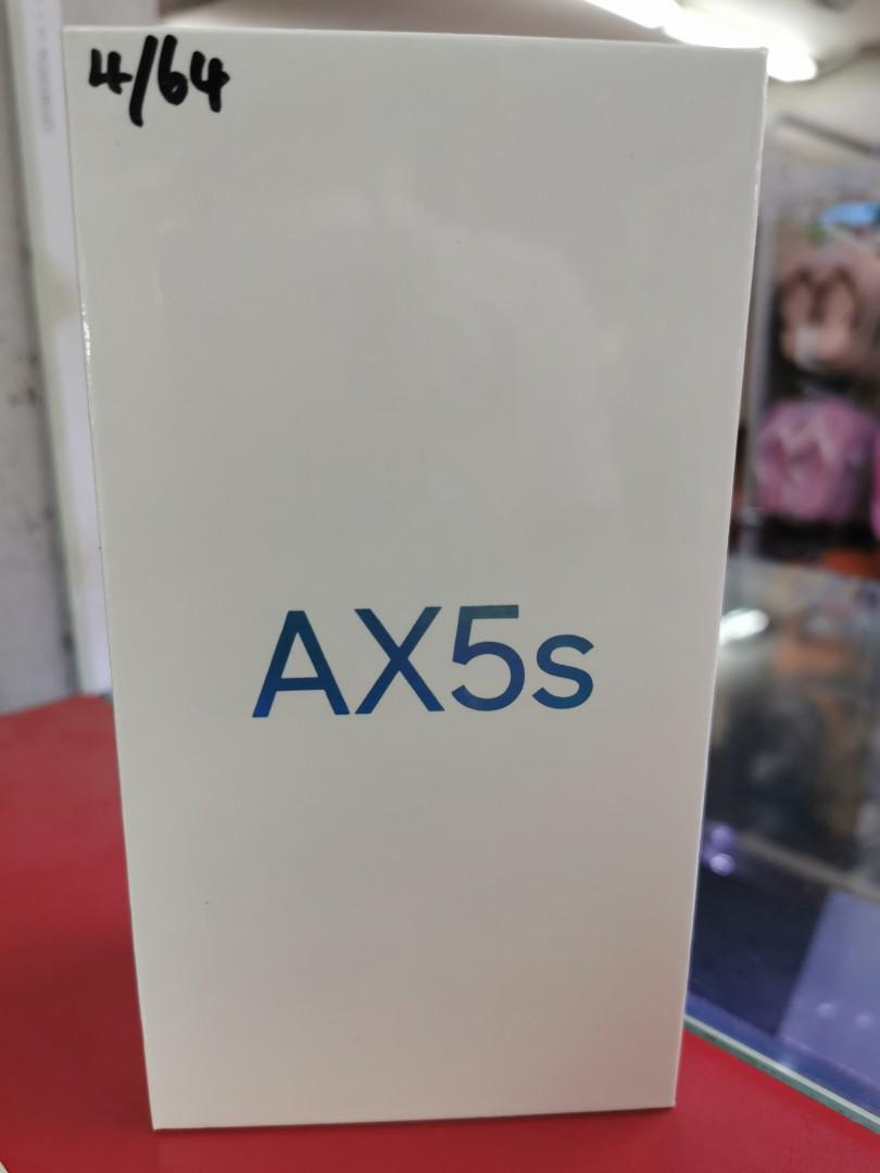 Oppo Ax5s  4/64gb.new  available!!