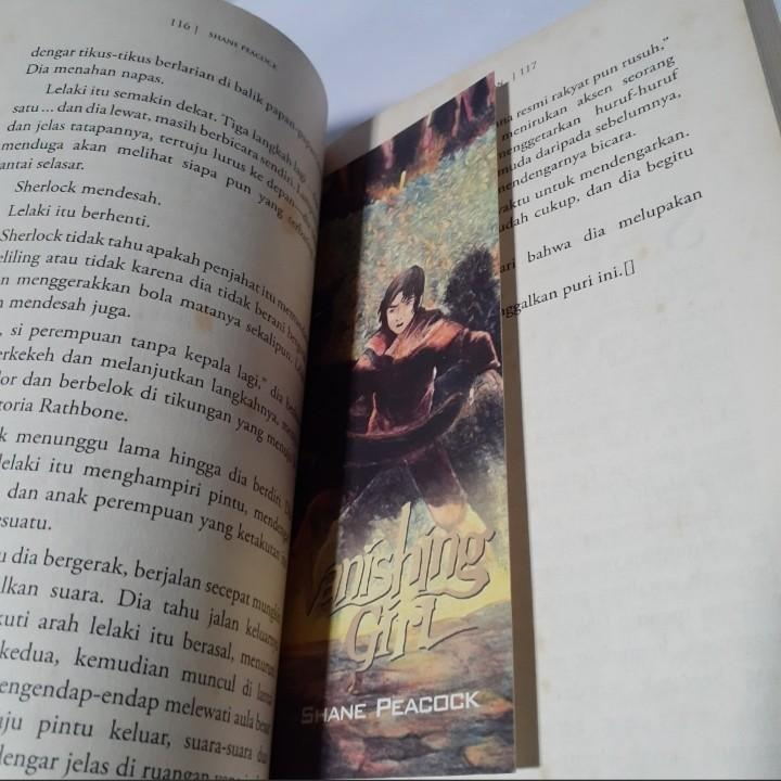 Paket Novel Seri The Boy Sherlock Holmes (Shane Peacock) #belanja0