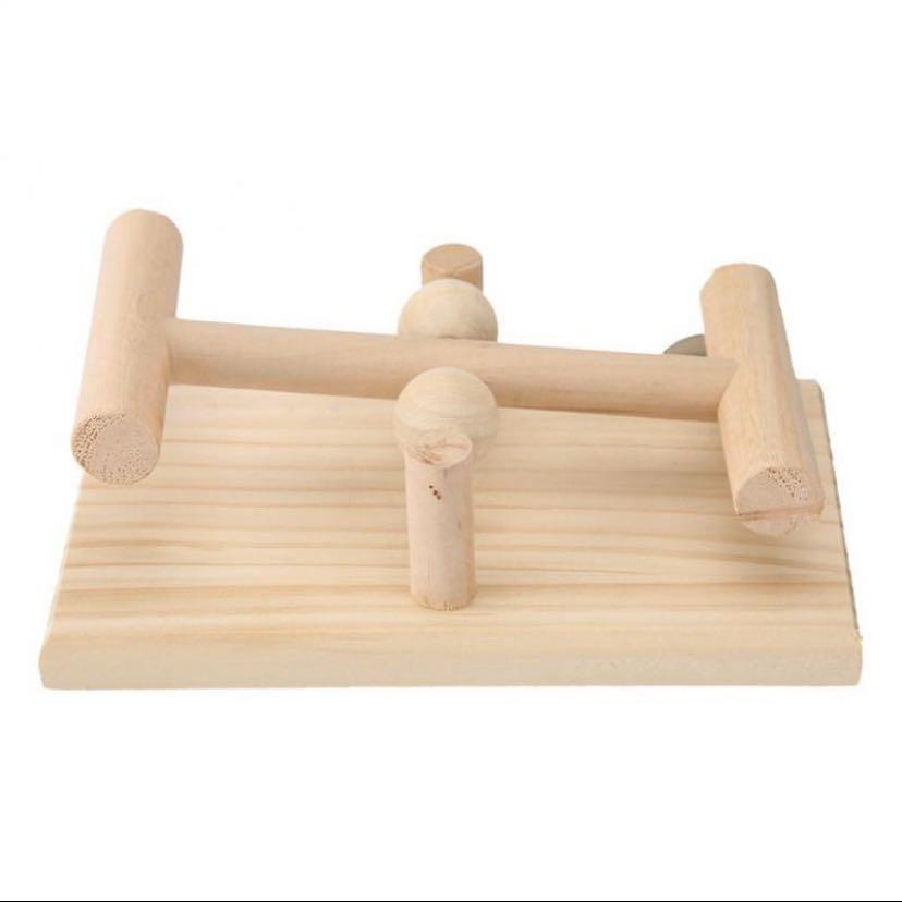 Parrot seesaw cute toy!