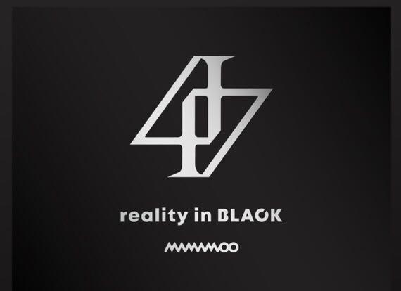 [Pre-Order] Mamamoo - Album Vol.2 (reality in BLACK)