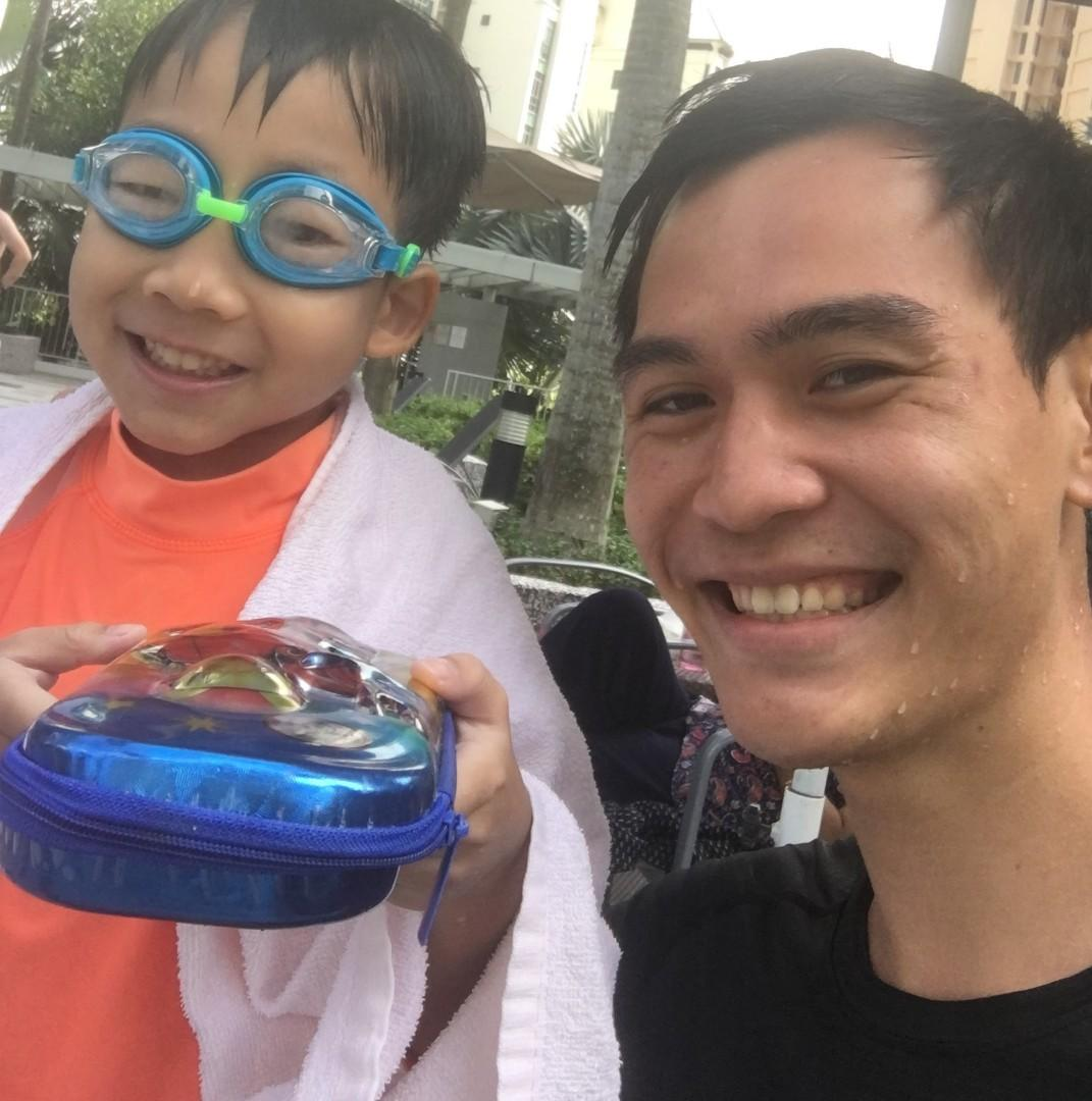 Swimming lesson for Kids and Adult Promo