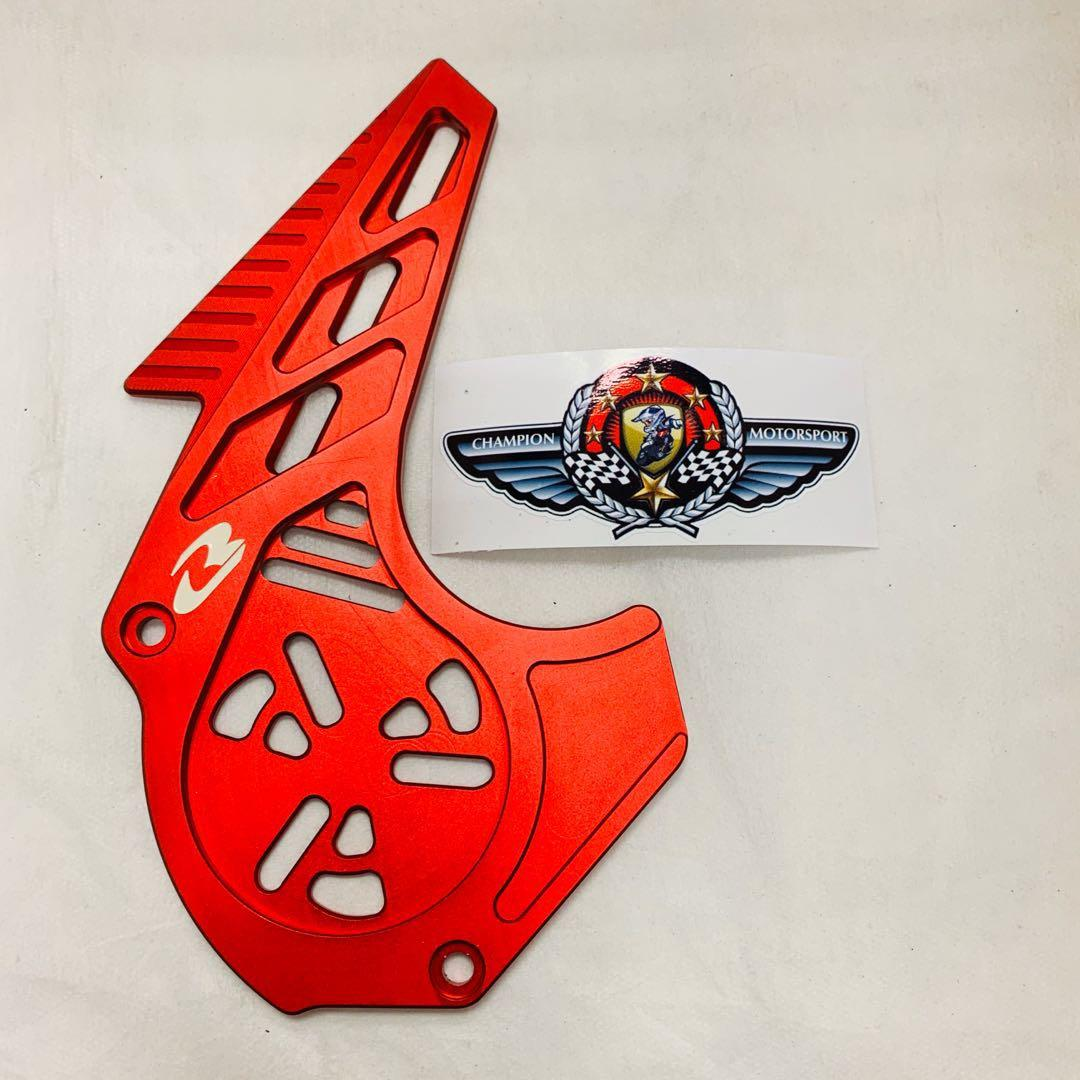 Racing Boy Front Sprocket Cover for Sniper 150/ MXKing / Exciter 150