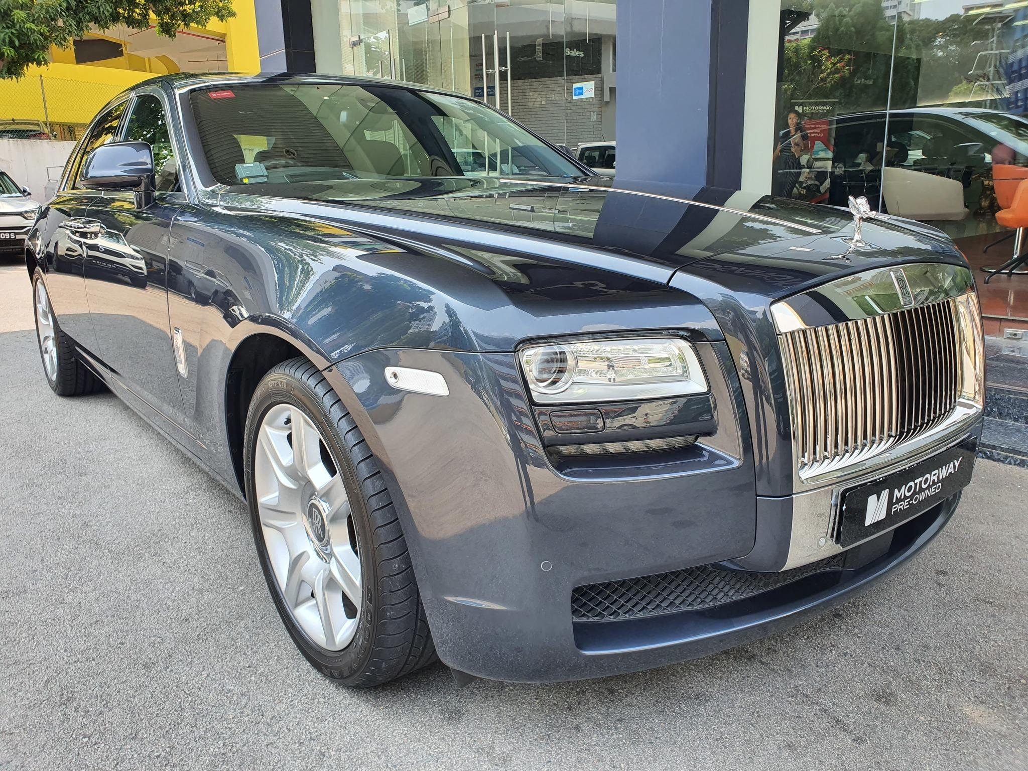 Rolls-Royce Ghost 6.6 Auto