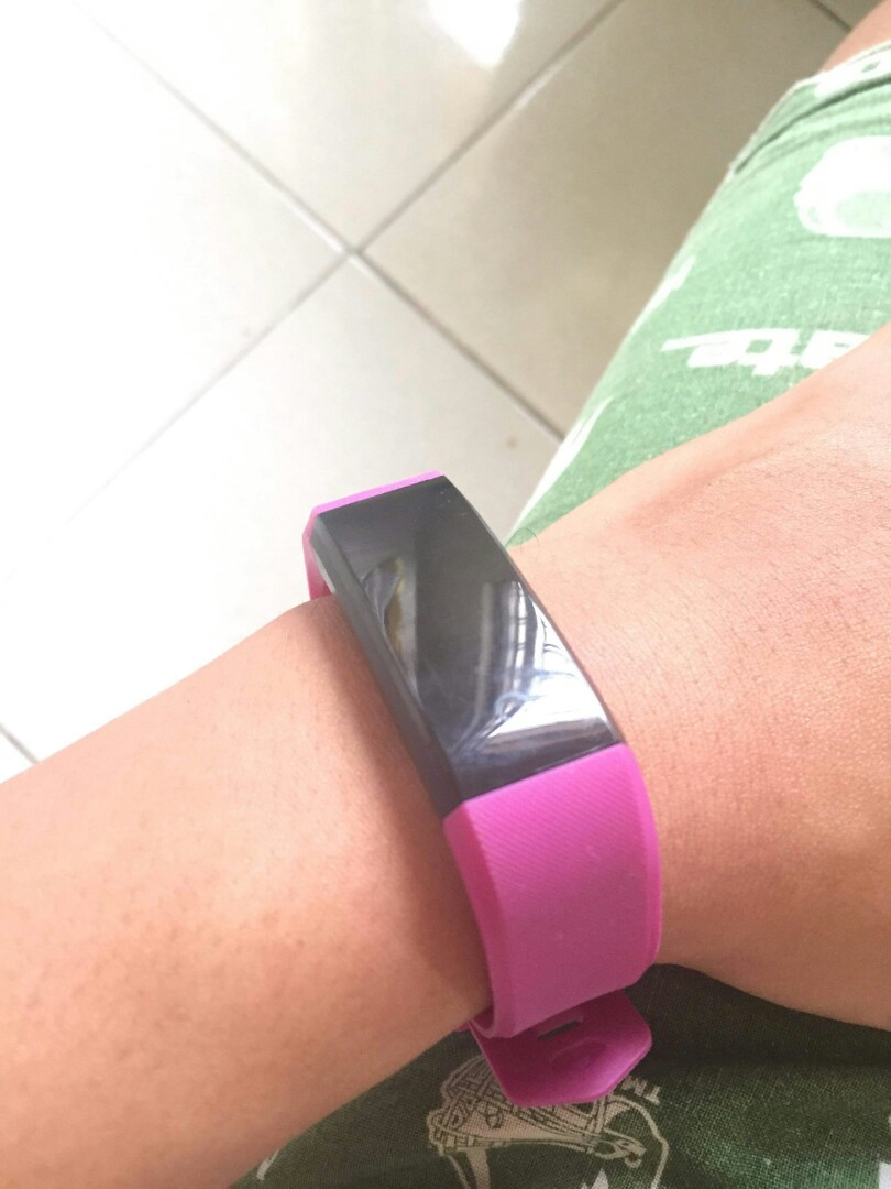 Smart band watch