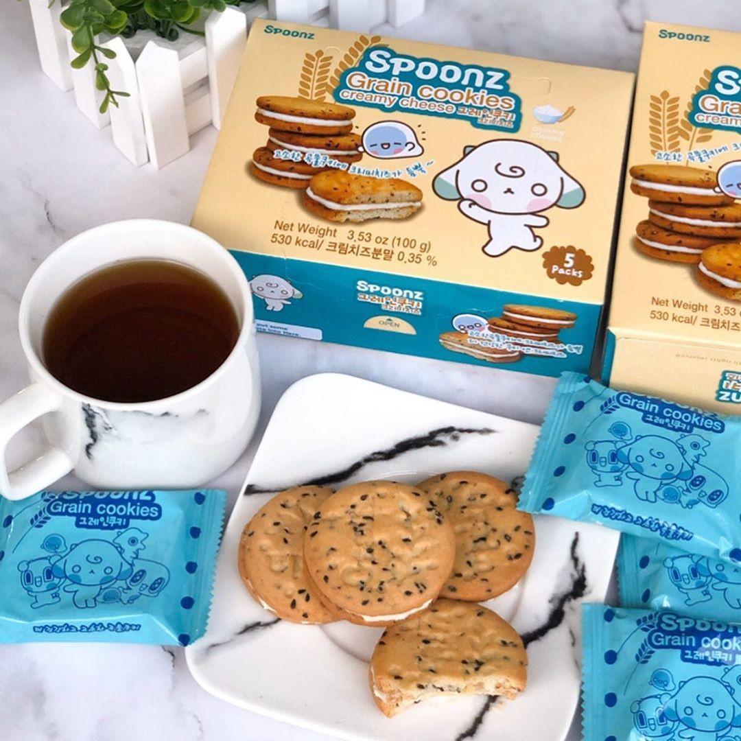 Spoonz Grain Cookies