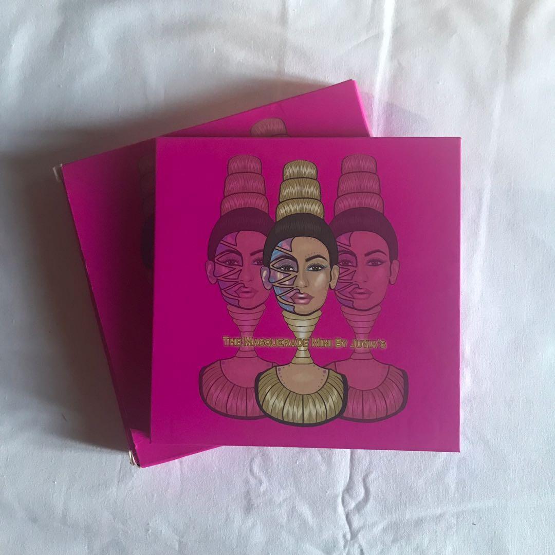 The Masquerade Mini By Juvia's
