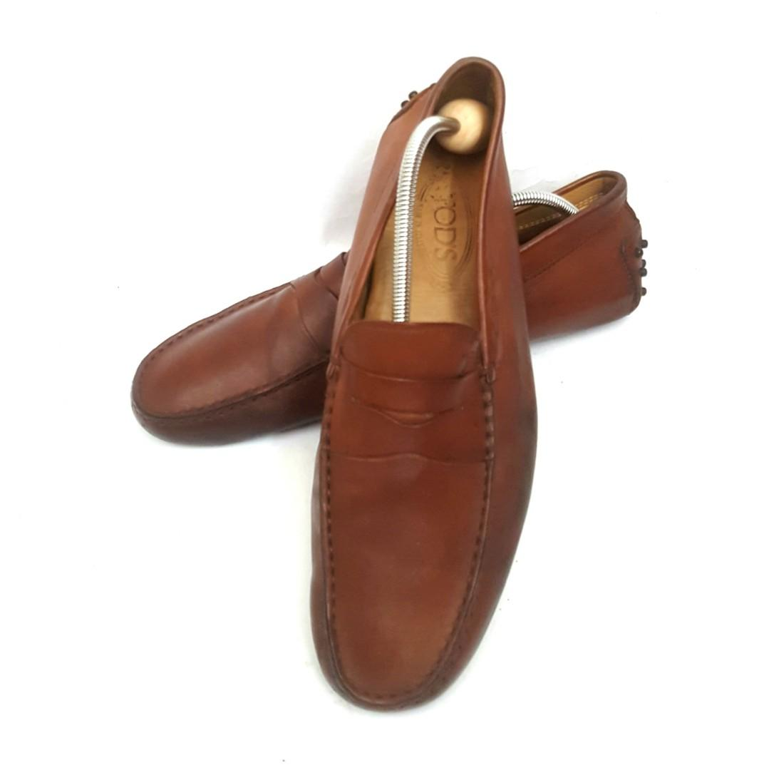 Tod's City Gommino Penny Loafers