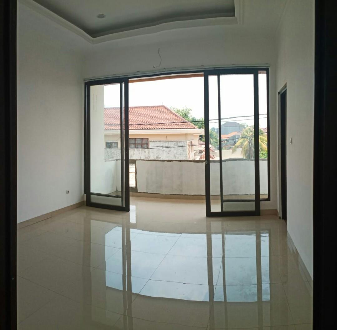 Town House Baru Di Condet  12 unit Rumah indent di condet 3 unit on progres harga 1.5 M sd 2 M