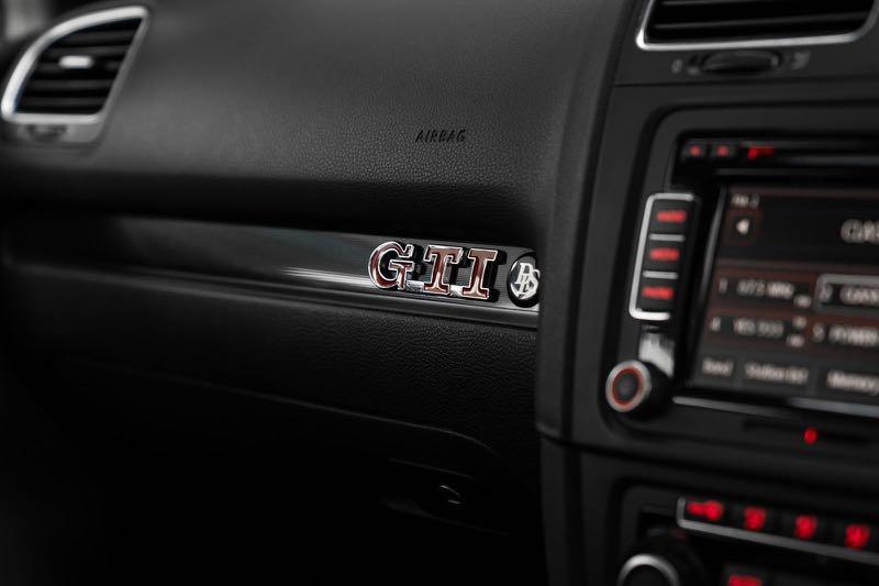 Volkswagen Golf GTI DSG 3-Dr (A)