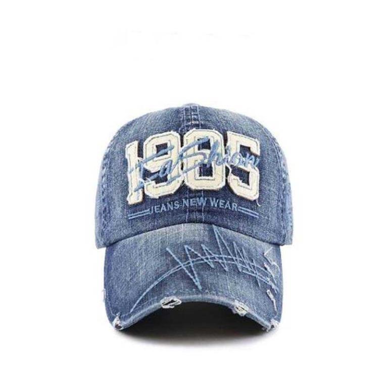 XEONGKVI Topi Baseball 1985 Bordir Cap Snapback Cotton Unisex -BQ9119 TItanGadget