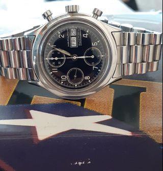 Hamilton Chronograph Automatic
