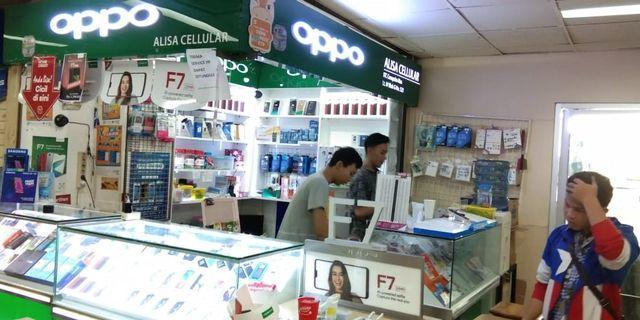 Dijual Kios itc Cempak Mas Blok H no 586 luas 2mx2.4m