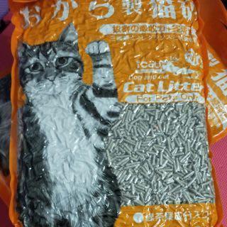 🦐環保可分解芳香豆腐貓砂2.7kg/袋