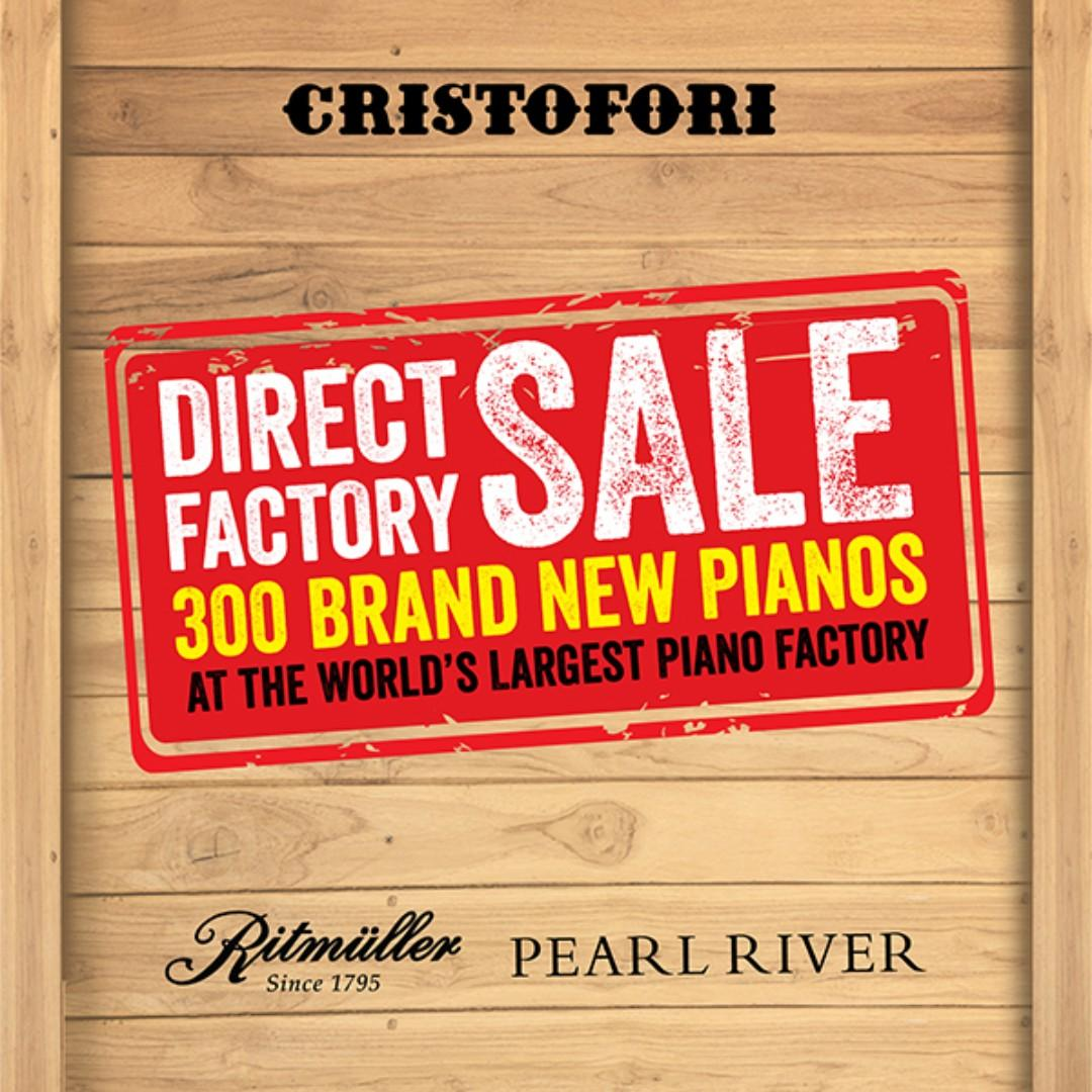 (BRAND NEW) PEARL RIVER UP118M EP Upright Piano -A Masterpiece in Every Detail