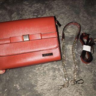 Charles & Keith sling bag (Reprice)