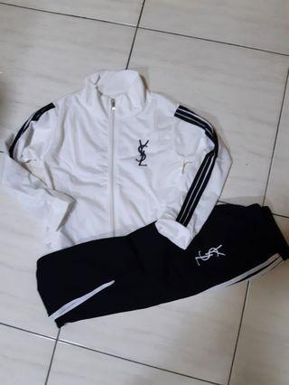 2in1 YSL jacket+pants