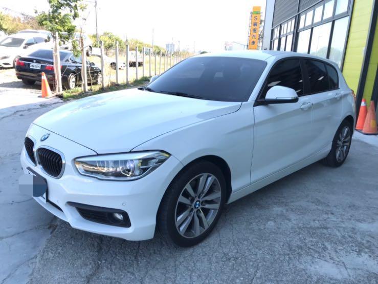 #120i  BMW 2015年 小改