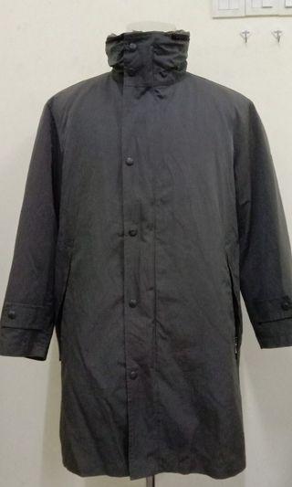 Burberry Long Coat@Jacket