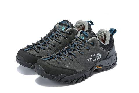 2019秋冬季The North Face 牛皮防水低幫登山鞋 乐斯菲斯休閒戶外鞋 北臉徒步鞋 39-44號