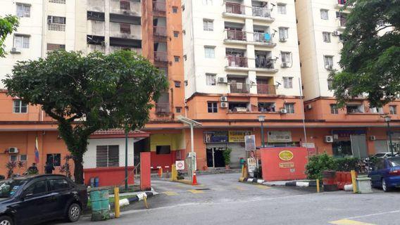 Apartment Sinar Magna, Kepong for Sale